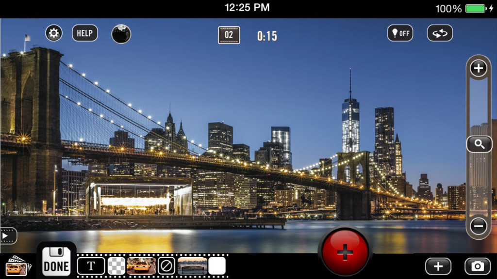 Vizzywig 4K 1024x576 - Vizzywig 4K : filmer en 4K sur iPhone 5S pour... 900 € !