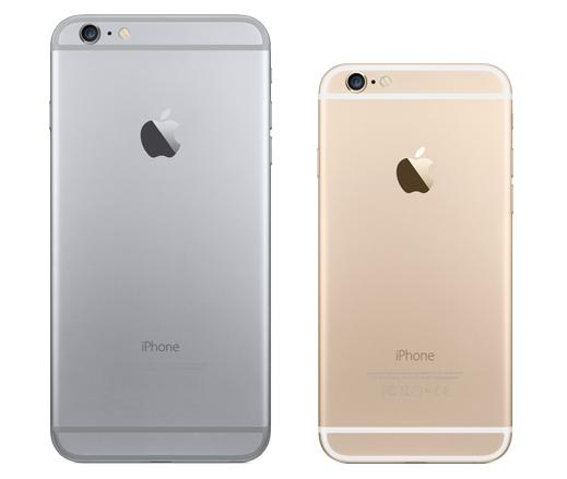 iPhone 6 Plus iPhone 6 - iPhone 6 & 6 Plus : 10 millions de smartphones vendus en un week-end