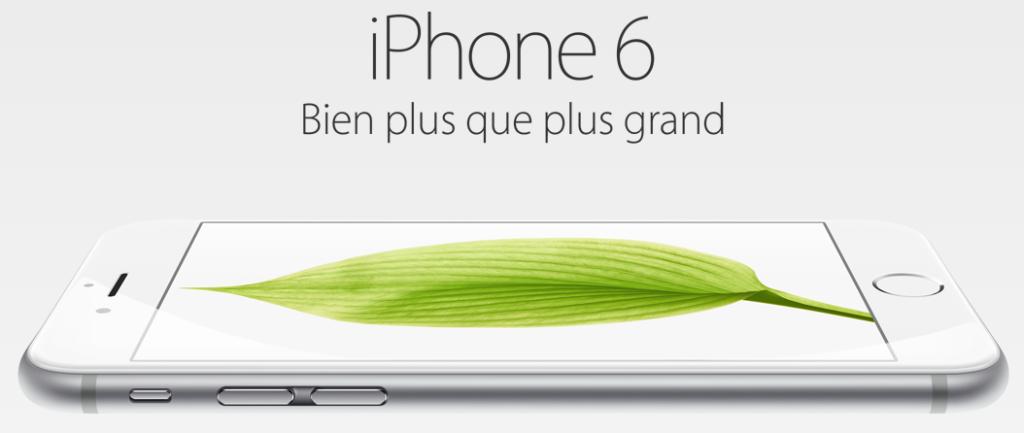 iPhone 6 slogan 1024x433 - L'iPhone 6 disponible dans d'autres pays le 26 septembre