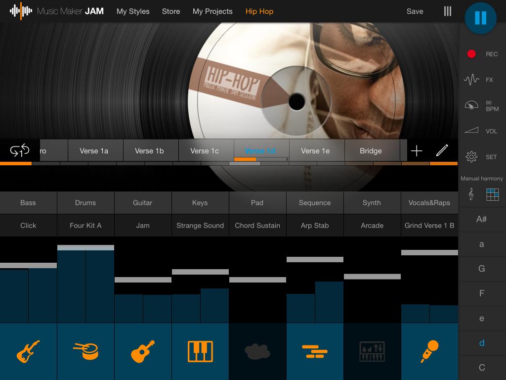MusicMakerJam-iPad