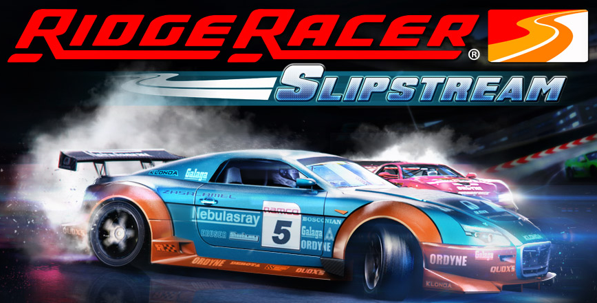 Ridge Racer Slipstream - Ridge Racer Slipstream gratuit un mois sur iPhone & iPad