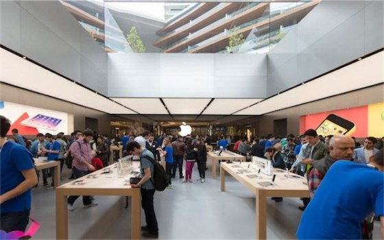 Apple Store Istanbul (2)