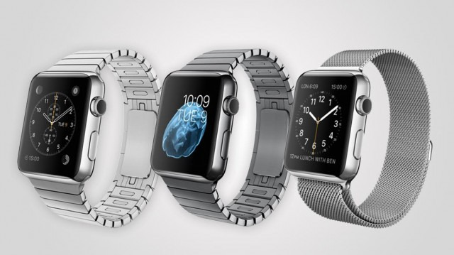 Apple Watch - L'Apple Watch pourrait d'abord sortir en Europe