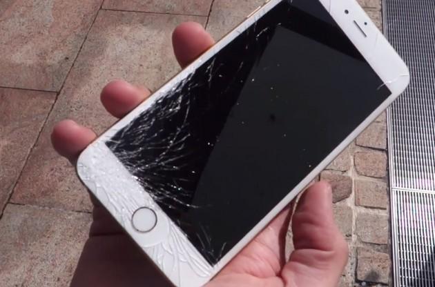 iPhone 6 écran cassé - L'iPhone 6 représente 15% des réparations totales d'écrans