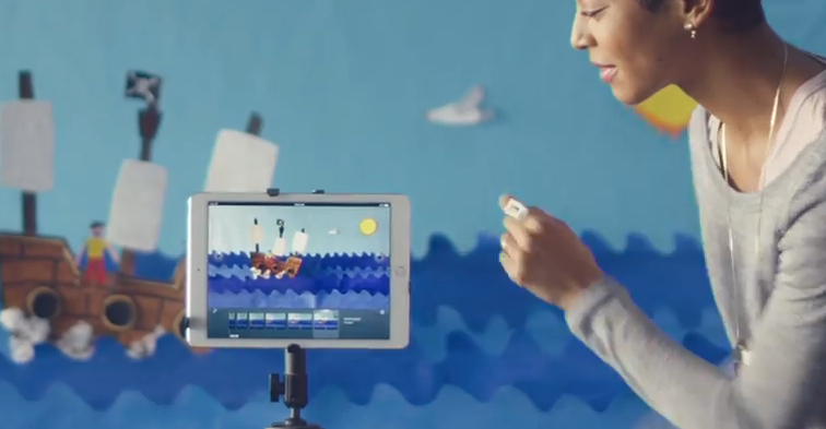 ipad air 2 change pub - iPad Air 2 : nouvelle publicité intitulée « Change »