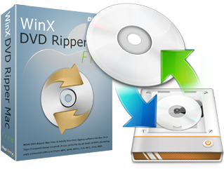 winx dvd ripper mac - WinX DVD Ripper : sauvegarder & encoder ses DVD vidéo sur Mac