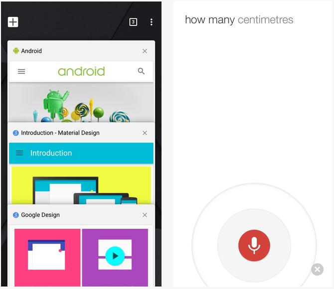 Google Chrome iPhone - Google Chrome mis à jour sur iPhone & iPad