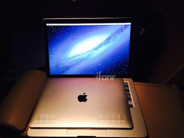Macbook air 12 pouces comparaison - MacBook Air 12 pouces : premières véritables photos ?