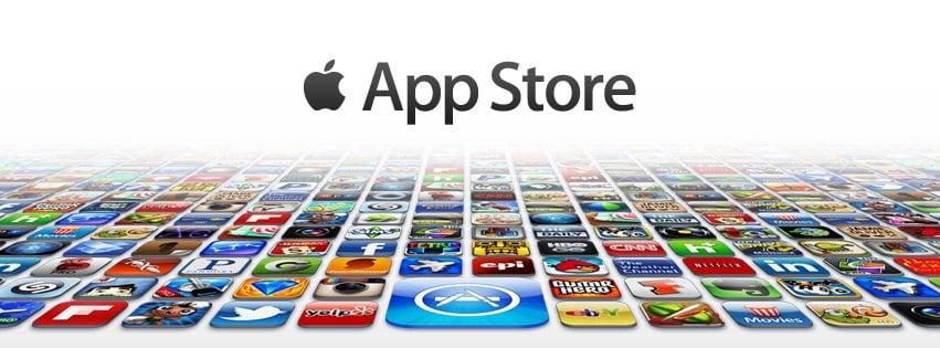 App Store applications - App Store : les applications peuvent désormais peser jusqu'à 4 Go
