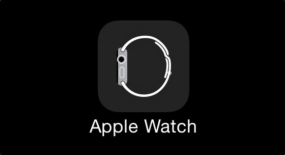 Apple-Watch-Application-Icone