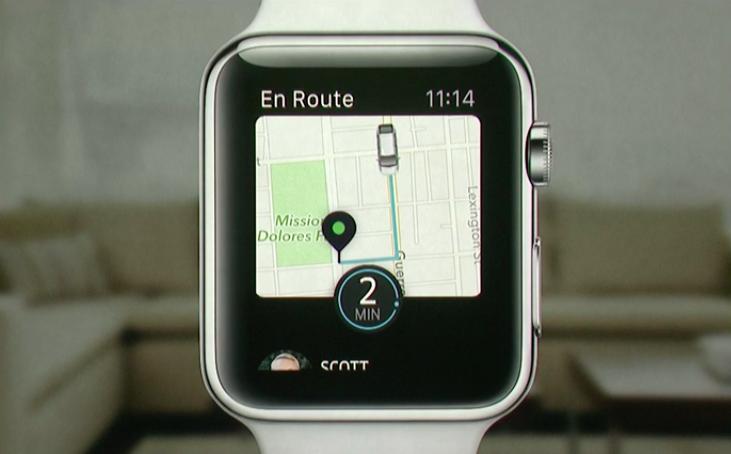 Uber Apple Watch - Keynote : ce qu'il faut retenir sur l'Apple Watch