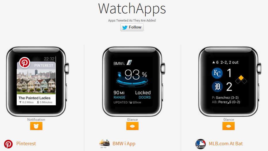 watchavare apple watch apps - Apple Watch : WatchAware propose de tester des applications