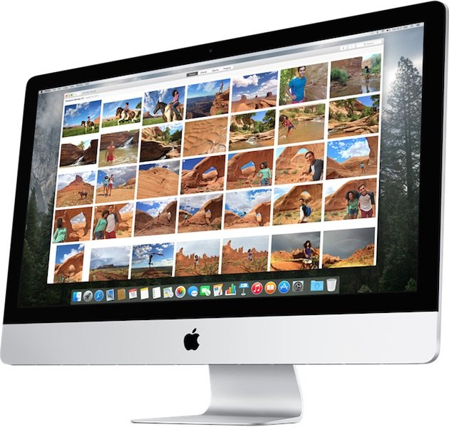 OS X 10.10.3 Photos - Mac : OS X Yosemite 10.10.3 est disponible
