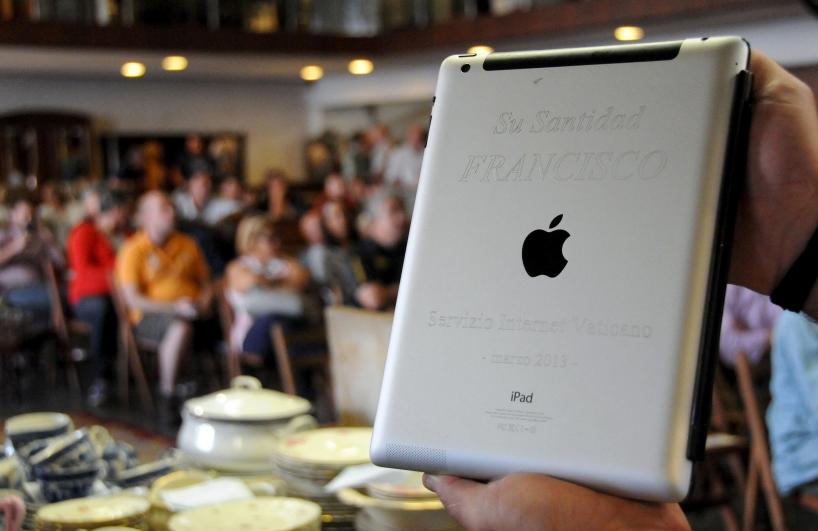 iPad-Pape-Francois