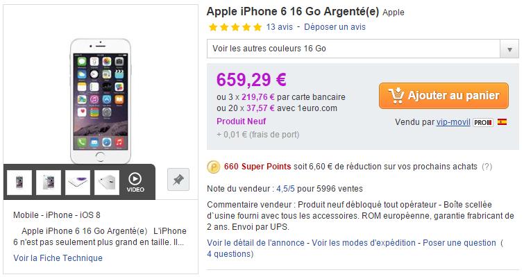 Price-Minister-acheter-iPhone-6