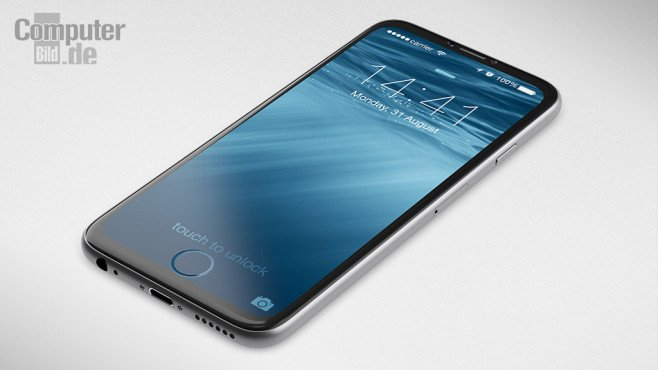 iPhone 7 concept ComputerBild Martin Hajek - iPhone 7 : un concept basé sur les rumeurs de l'iPhone 6S