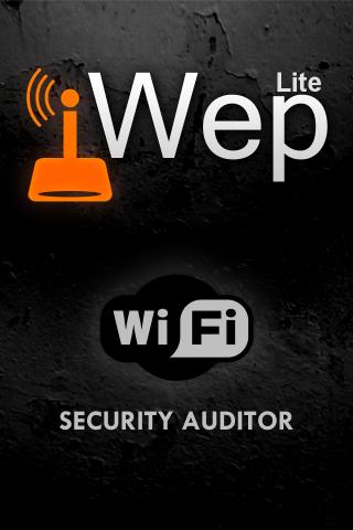 iWep : hacker un réseau wifi depuis son iPhone