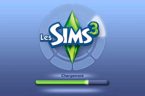 sims31 - Sims 3 iPhone disponible !