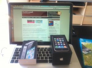 IMG 0005 300x224 - iPhone 4 : WIS est dans la place!