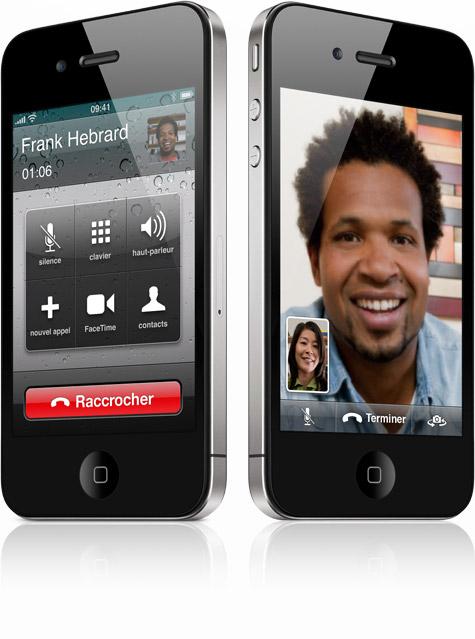 Apple au tribunal pour Siri et FaceTime !
