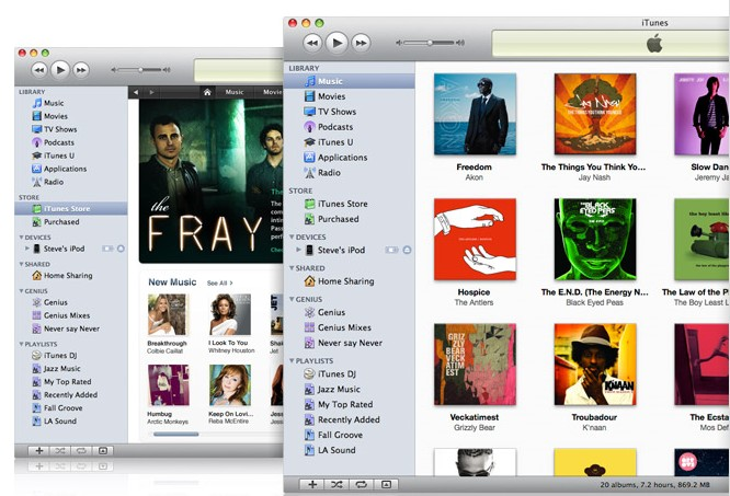 itunes - Apple : iTunes 9.2.1 est disponible