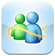 Windows live messenger disponible sur iPhone !