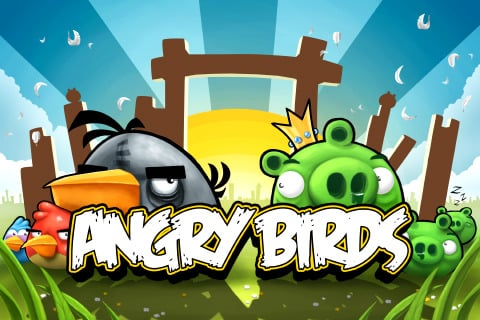 angry birds iphone - Angry Birds : gratuit sur iPhone, iPad et iPod Touch temporairement