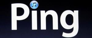 Ping 300x125 - Ping, le réseau social d'Apple connait un démarrage difficile!