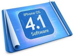iOS 4.11 - Vos premières impressions sur l'iOS 4.1 !