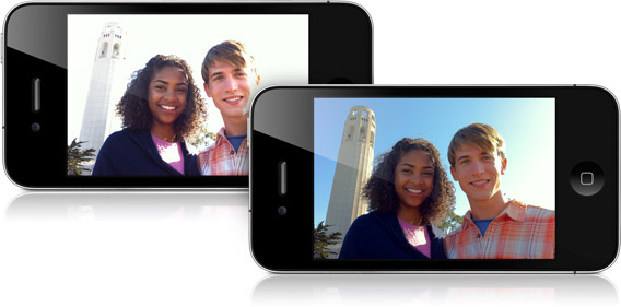 "iphone hdr - Tutoriel : Fonction ""HDR"" sur iPhone 3G/3GS"