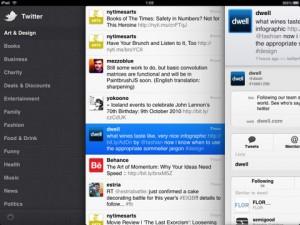 twitter ipad 300x225 - Twitter désormais disponible pour l'Ipad