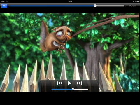 vlc ipad1 - VLC Media Player enfin disponible pour Ipad!