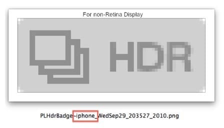 hdriphone3gs - Le HDR sur iphone 3GS ?