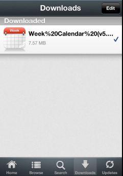 week-calendar-installe