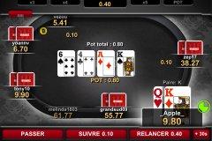 Tutoriel : Jouer au poker en réel sur iPhone