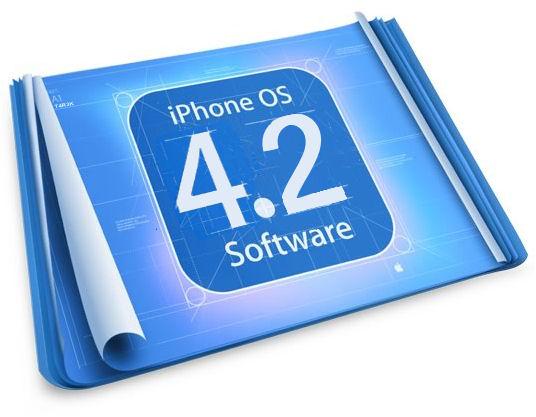 4.2 - Les nouveautés de l'IOS 4.2