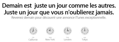 "Apple 20 - Le point sur la ""surprise"" d'Apple de demain..."