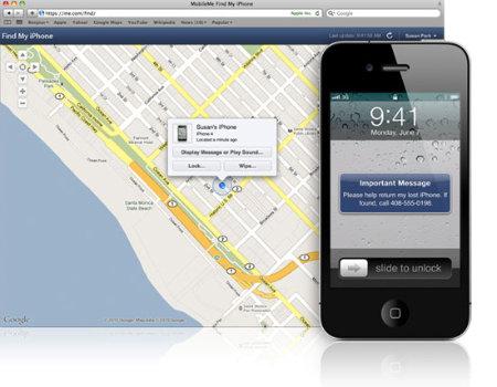 FindMyiPhone - [TUTO] Configurer la localisation sur votre iDevice