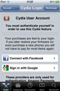 """IMG 1191 200x300 - Cydia : ajout de l'option """"Manage Account"""" et du Theme Center"""