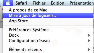 miseajour - [TUTO] Comment accéder au Mac App Store ?