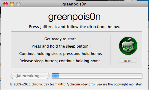 gp1 - [GreenPois0n RC6] Jailbreak iOS 4.2.1 Untethered iPhone 4, iPad et iPod Touch