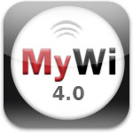 [Application] MyWi 4 : partager sa connexion iPhone