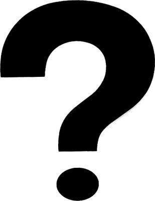 point d interrogation - Quel est le plus gros obstacle que vous rencontrez actuellement avec l'iPhone ?