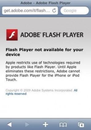 """flash player iphone 296x425 - Flash sur iOS c'est """"presque"""" pour bientôt."""