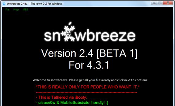 snowbreeze-2.4-for-4.3.1