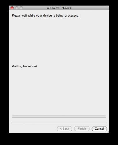 50129 500 - Jailbreak iPhone 4 [TUTO MAC]