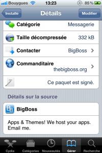 IMG 0316 200x300 - [TEST] Répondre à un SMS sans quitter son appli.