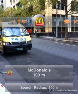 NAVIGON Augmented Reality - Navigon passe en v1.8, nous apportant la réalité augmentée et plein d'autres choses...