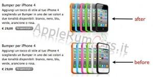 iphone4 white 300x151 - L'iPhone 4 blanc sortira.... un jour peut-être !