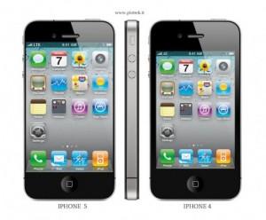 Iphone 5 550x456 300x248 - Rumeur : l'iPhone 5 annoncé lors de la WWDC ?